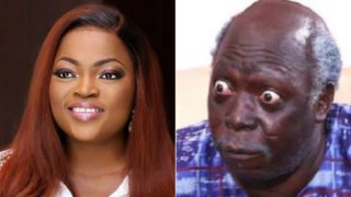 Funke Akindele and Pa James