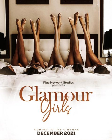 Glamour Girls poster