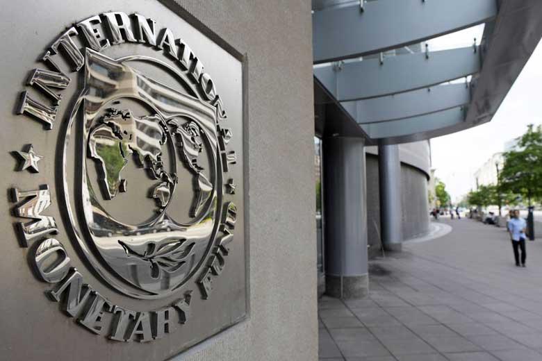 IMF logo reuters L