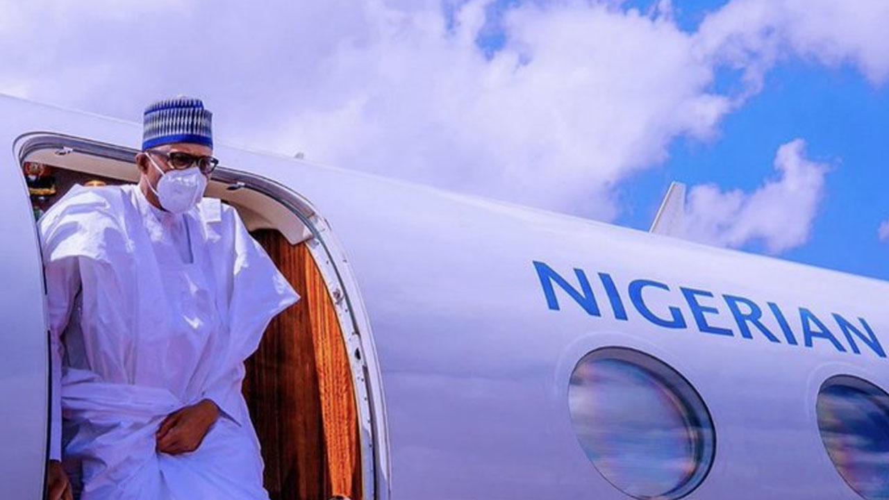 President Buhari Departs Abuja For Mali On Thursday