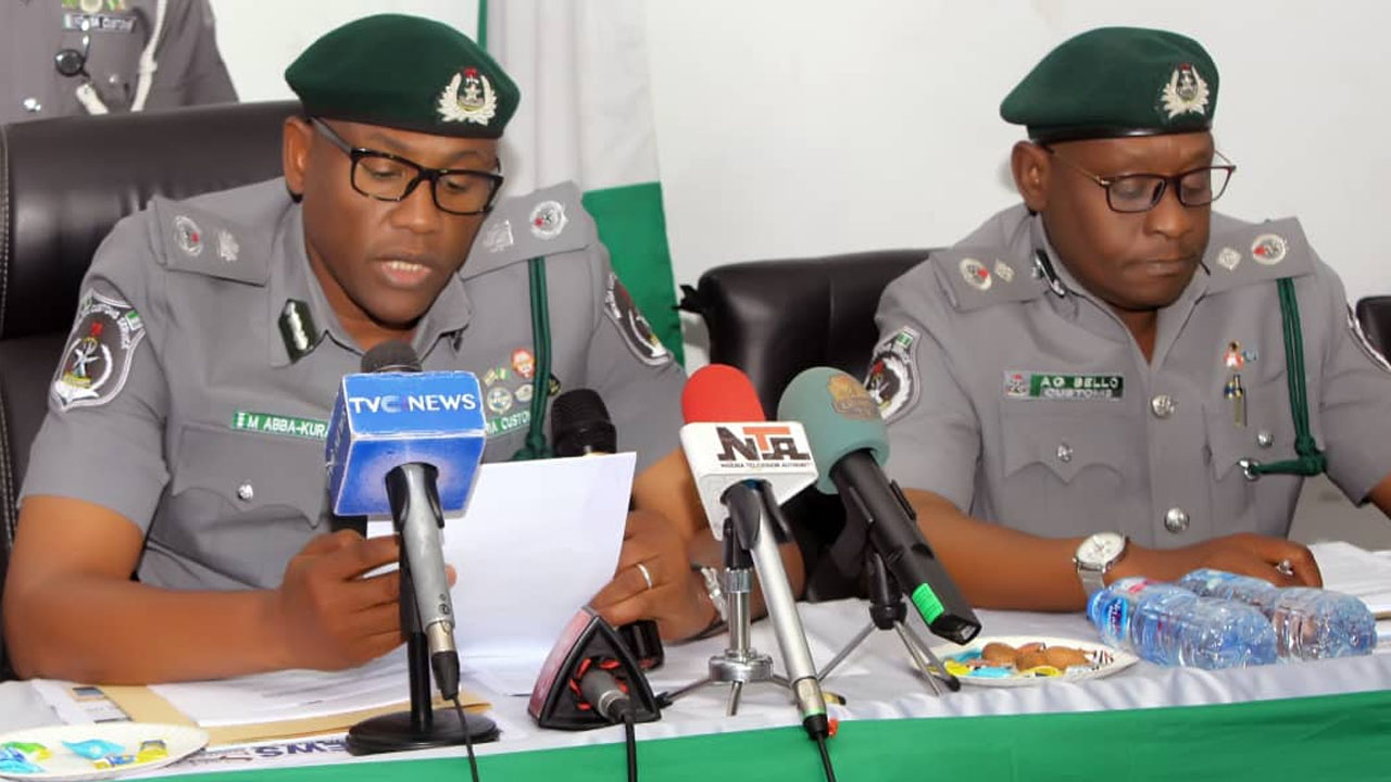 NCS impounds contraband worth N90m in Imo