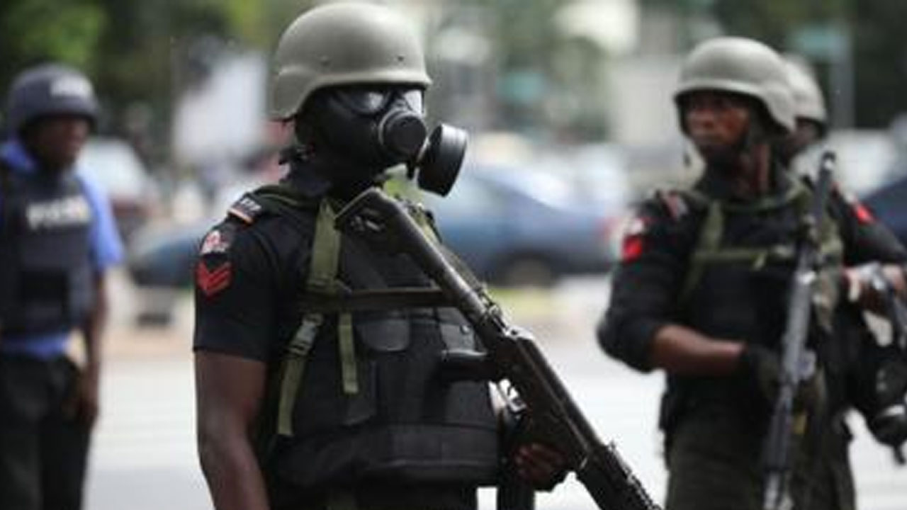 Police arrest suspected attacker of correctional service centre in Owerri |  The Guardian Nigeria News - Nigeria and World NewsNigeria — The Guardian  Nigeria News – Nigeria and World News