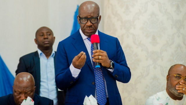Obaseki's wife forecloses diversion of public fund in Edo - Guardian