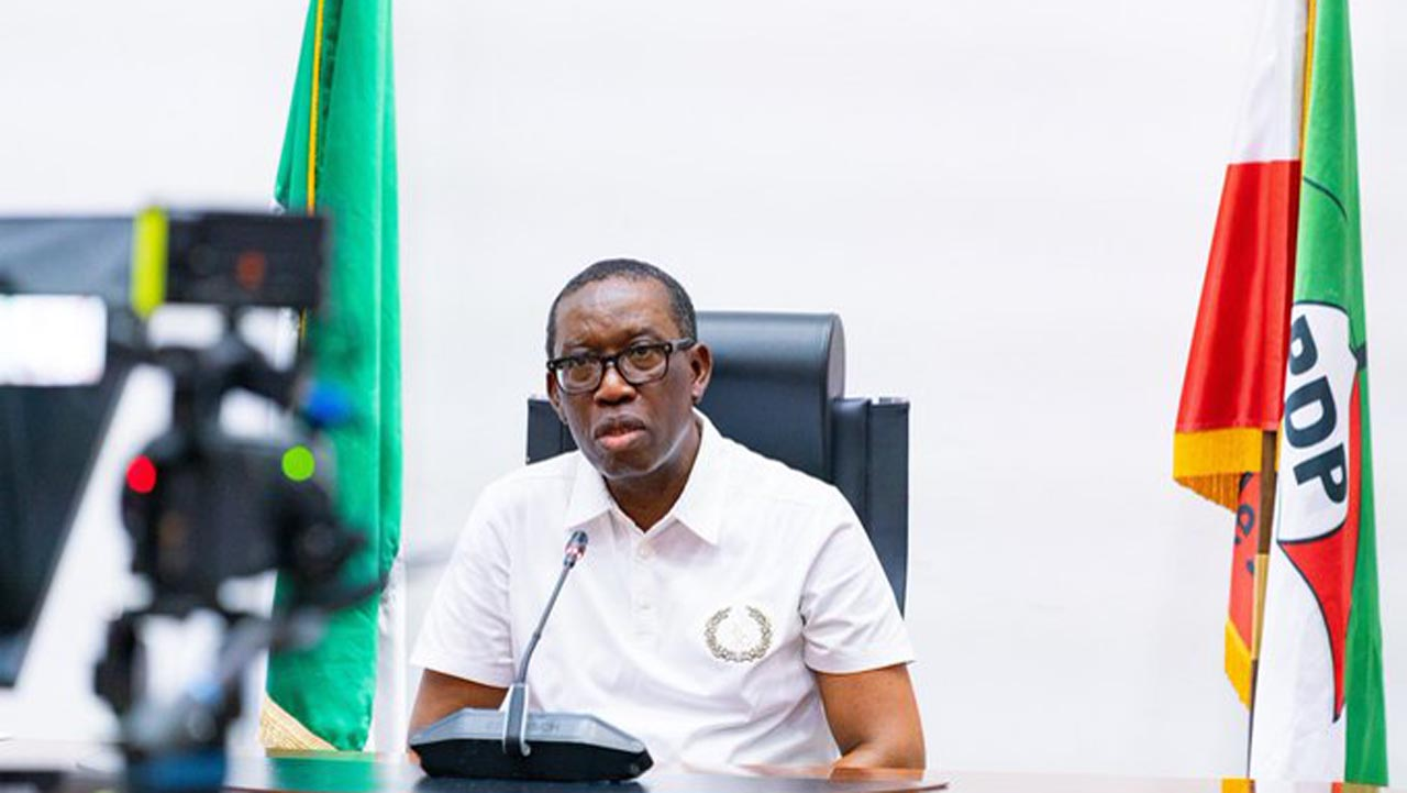 Okowa again sends revised 2020 appropriation bill to State Assembly