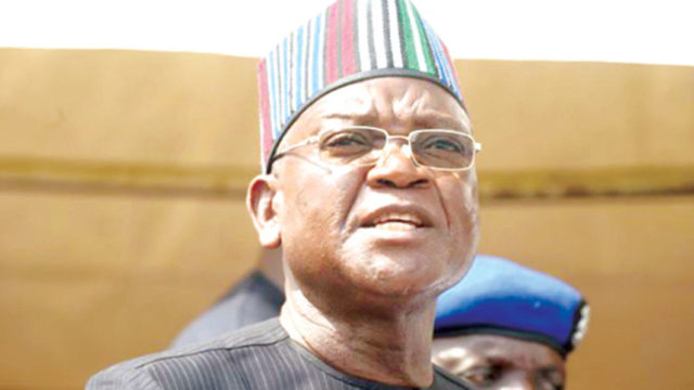 Ortom bars Miyetti Allah's guards in BenueNigeria - Guardian Nigeria