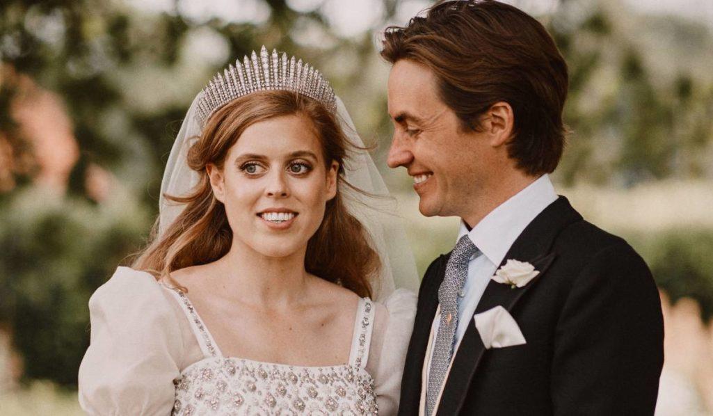 Princess Beatrice and Edpardo Mapelli Mozzi