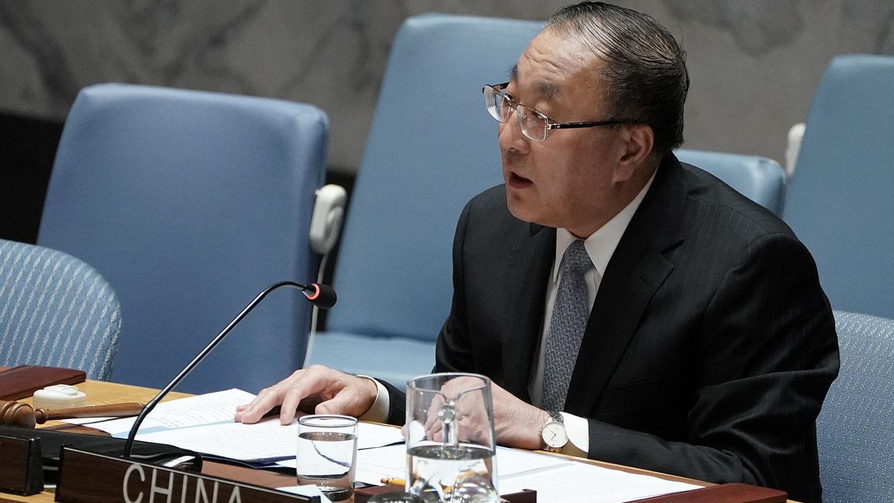 China signs UN arms trade treaty