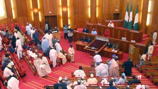 Senators react to Buhari's budget proposal, express apprehension over debt