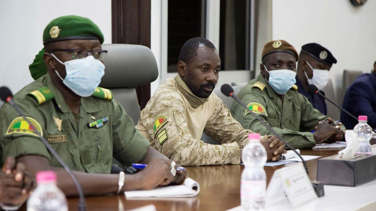 Mali Junta Wants 3-Year Military Rule, Agrees To Free Detained President,