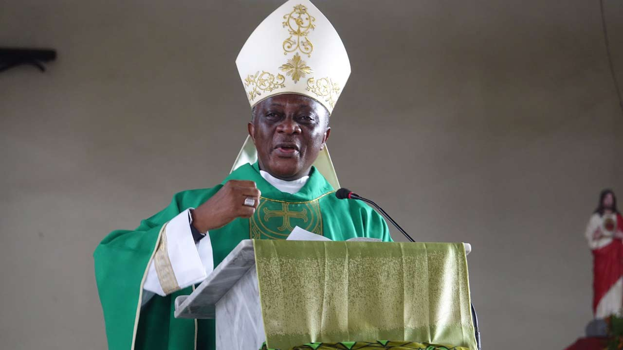 Declare state of emergency on insecurity, Archbishop Martins tells Buhari    The Guardian Nigeria News - Nigeria and World NewsNigeria — The Guardian  Nigeria News – Nigeria and World News
