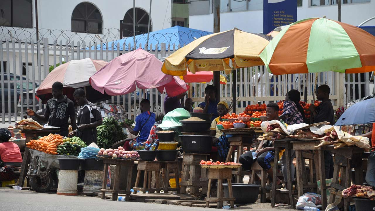 Nigeria's inflation rate jumps to 12.82%, highest in 27 months