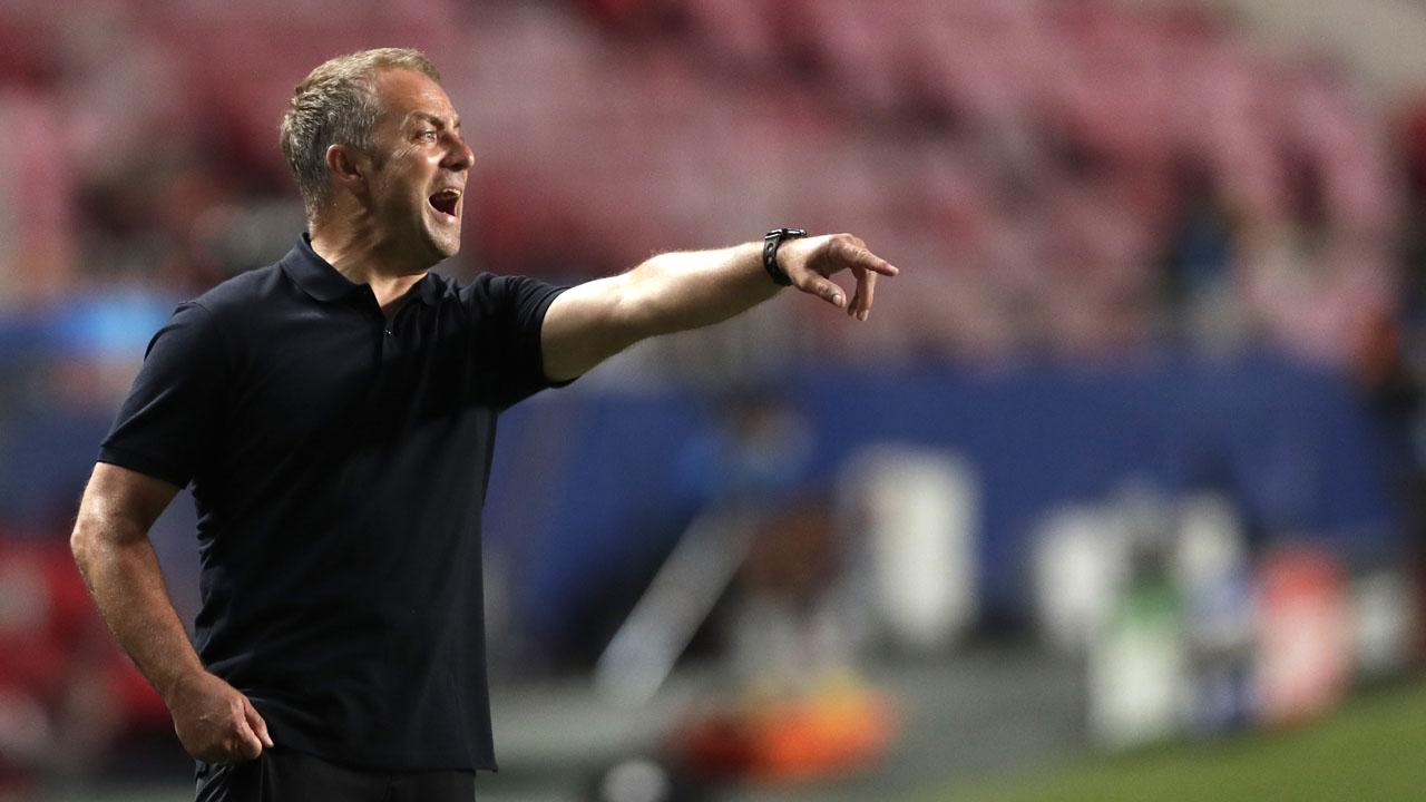 Bayern boss Flick demands intensity of Barca thrashing against giant-killers Lyon