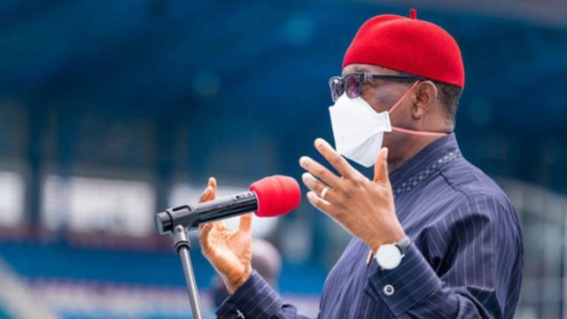 Nollywood stars visit Asaba film village, commend governor Okowa - Guardian