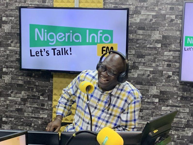 Jimi Disu joins 99. 3 Nigeria Info FM thumbnail