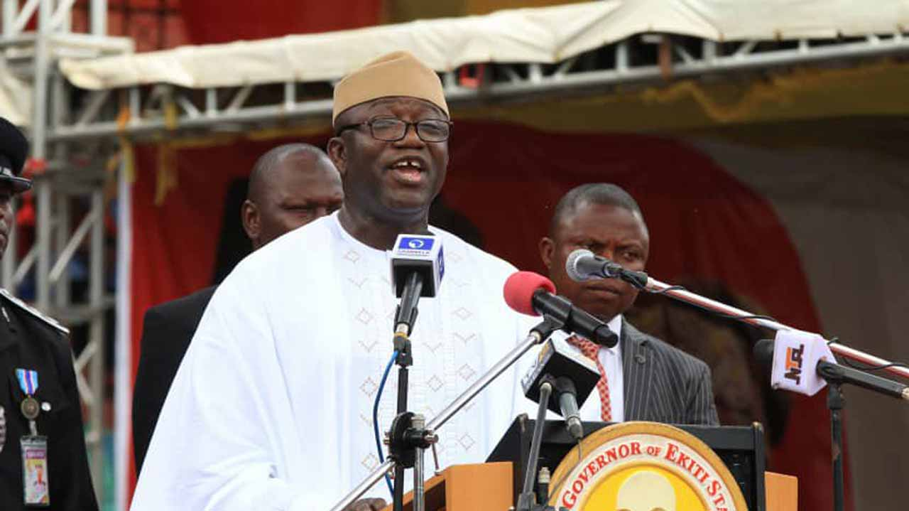 Fayemi sets up dialogue to end JUSUN strike  The Guardian Nigeria News