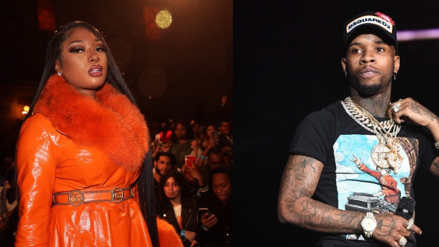 Tory Lanez Reportedly Apologized to Megan Via Text After Shooting Incident