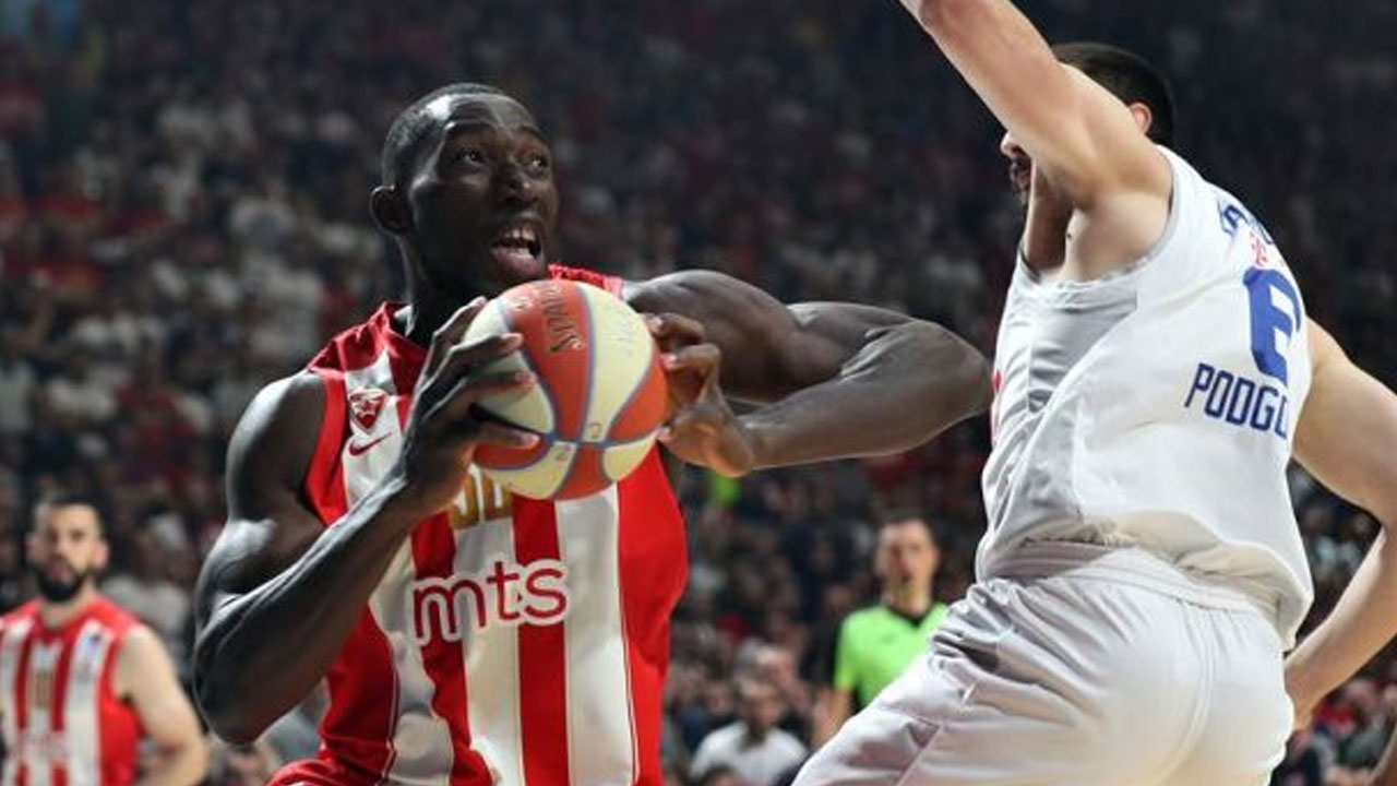 Basketball star Michael Ojo dies during training in Serbia at just 27