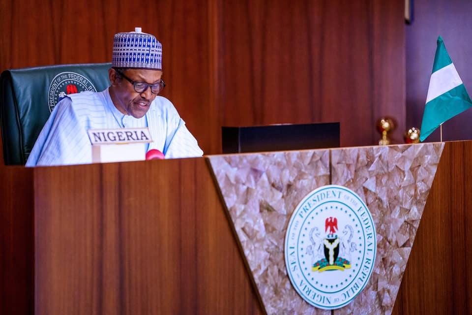 We'll overcome COVID-19, President Buhari boasts