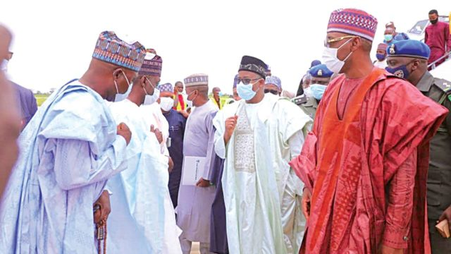 Northern Governors congratulate SGF @64