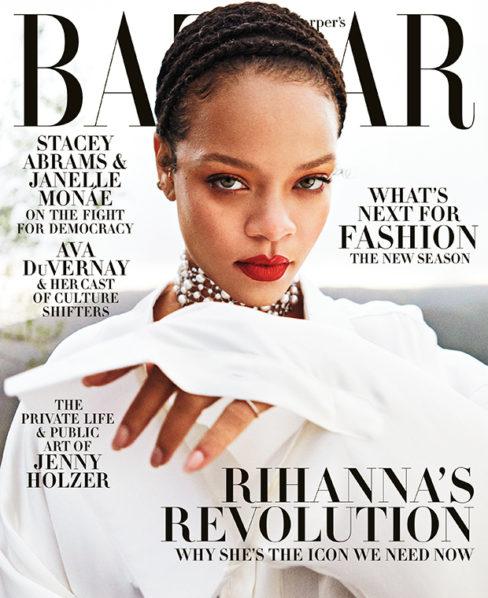 Rihanna | Gray Sorrenti