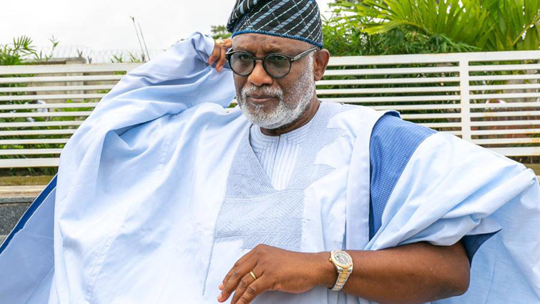Akeredolu's date with destiny — Opinion — The Guardian Nigeria News –  Nigeria and World News
