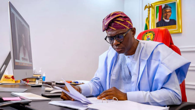 Sanwo-Olu promises to deliver on electoral promisesNigeria