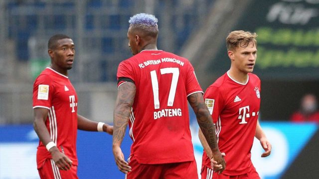 Bayern Munich's 23-match winning streak ends with Hoffenheim loss
