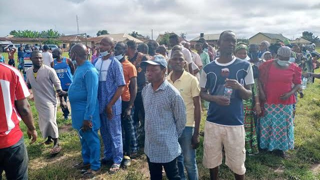 Edo 2020: Massive turnout of voters witnessed at polling unitsNews