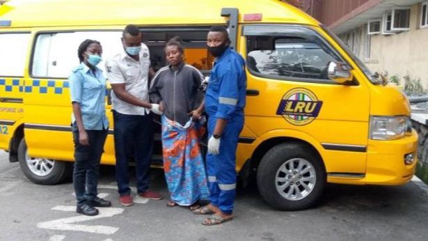 Newborn safely delivered under Ajah bridge | The Guardian Nigeria News - Nigeria and World News