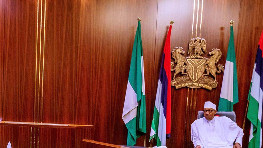 Buhari mourns Igwe Alex Nwokedi