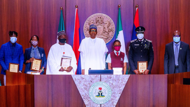 Buhari seeks stronger collaboration to end corruptionNigeria
