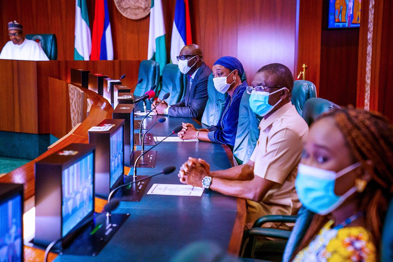 Buhari receives Obaseki, says national interest supreme over politics   The  Guardian Nigeria News - Nigeria and World NewsNigeria — The Guardian  Nigeria News – Nigeria and World News