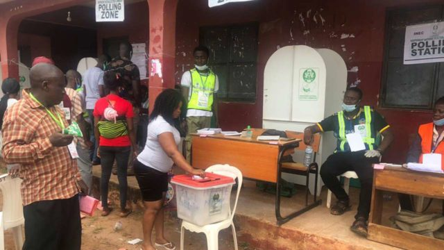 Edo election: Police commission lauds security presence at voting centresNigeria