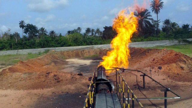 Gas flares, oil spills worsen climate change in Niger Delta communities