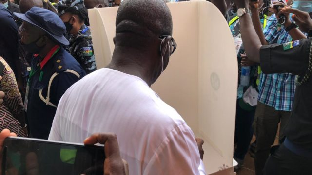 INEC declares Obaseki winner of Edo governorship electionNigeria