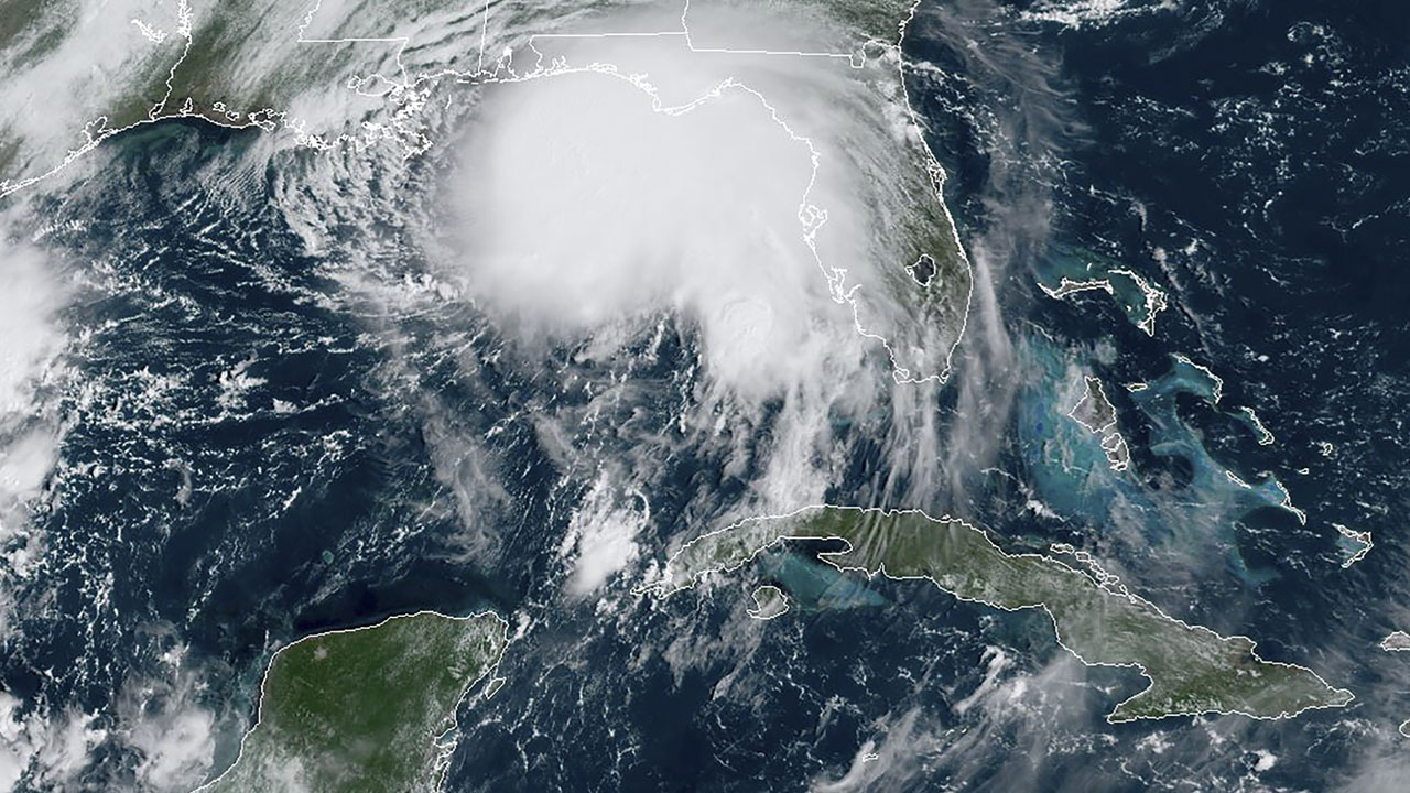 Hurricane Sally strengthens, on track to hit southern US ...Hurricane Sally Track