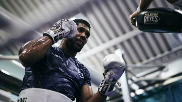 Joshua will 'fight King Kong' if required as Usyk test looms