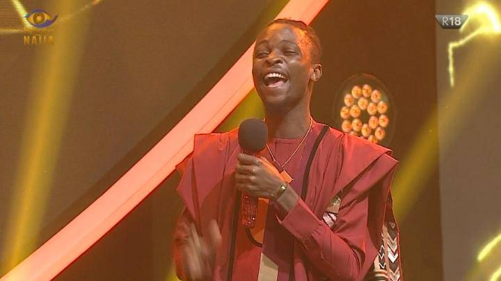 The WINNER Of #BBNaija Season 5 Is... Laycon