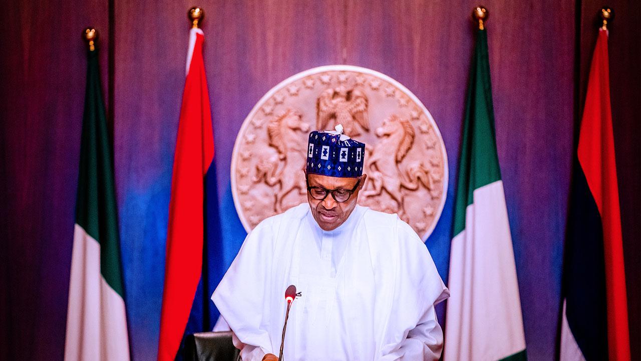 Buhari unveils 60th Anniversary Logo, presides over 15th virtual FEC  meetingNigeria — The Guardian Nigeria News – Nigeria and World News