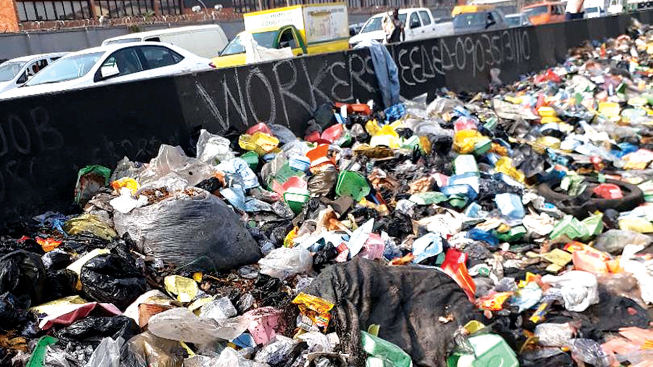 Ogun outlaws trading in discarded materials for safety, health reasons