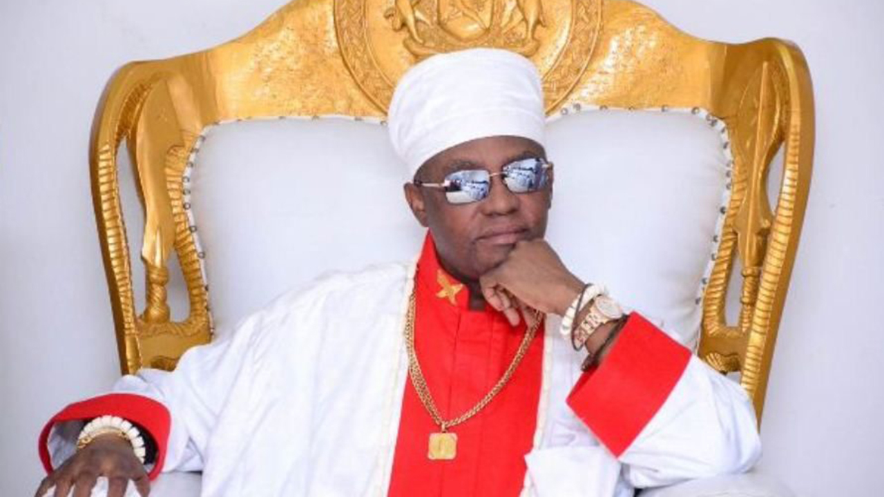Oba of Benin expresses displeasure over third-party negotiations on return  of looted Artefacts | The Guardian Nigeria News - Nigeria and World  NewsNigeria — The Guardian Nigeria News – Nigeria and World News