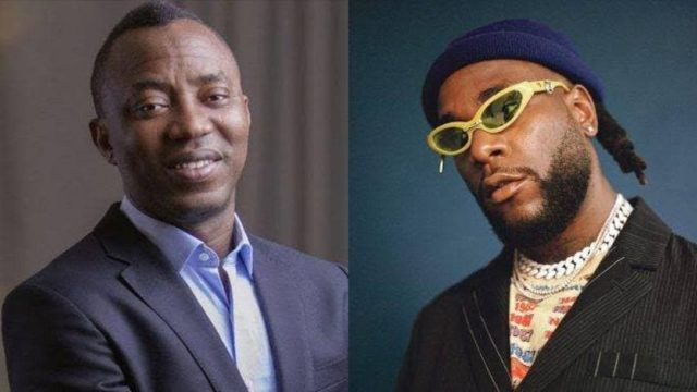 Burna Boy Declines To Join Omoyele Sowore For October 1st ProtestGuardian Life