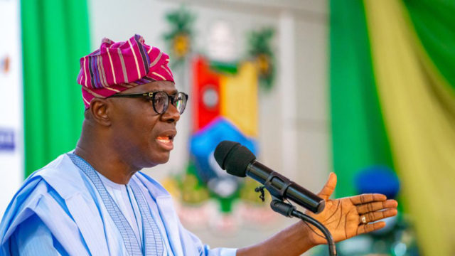 Sanwo-Olu speaks on 'unlawful exploitation' by SARSNigeria