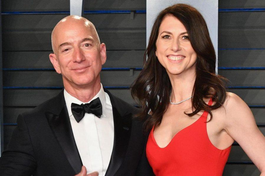 Mackenzie Scott, Jeff Bezos' ex-wife, becomes world's richest woman