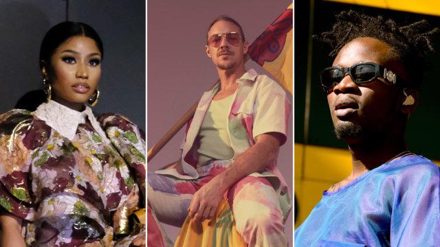 "Mr Eazi And Major Lazer Enlist Nicki Minaj And K4mo For ""Oh My Gawd"" thumbnail"