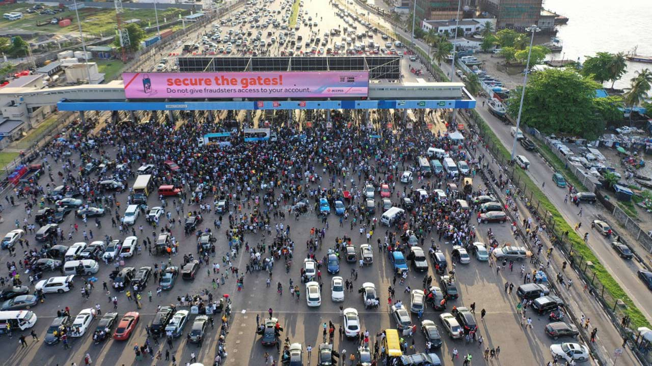 Army deployed at least 7  vehicles to Lekki Tollgate, CCTV revealsNigeria —  The Guardian Nigeria News – Nigeria and World News