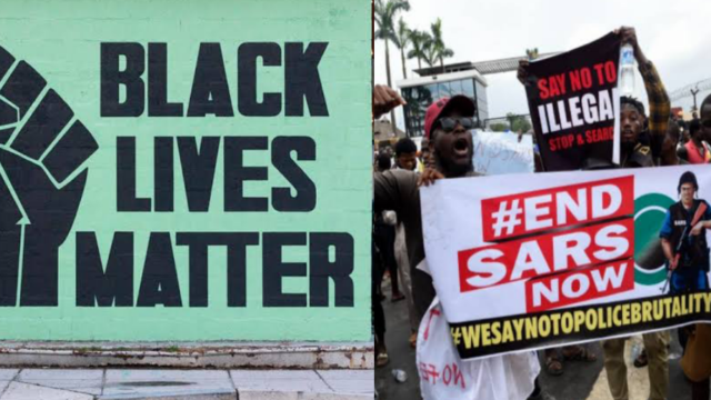 Black Lives Matter Voices Solidarity With #EndSARS ProtestsGuardian Life