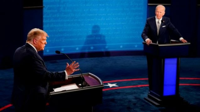 Trump v Biden: the bookmakers' $1 billion election