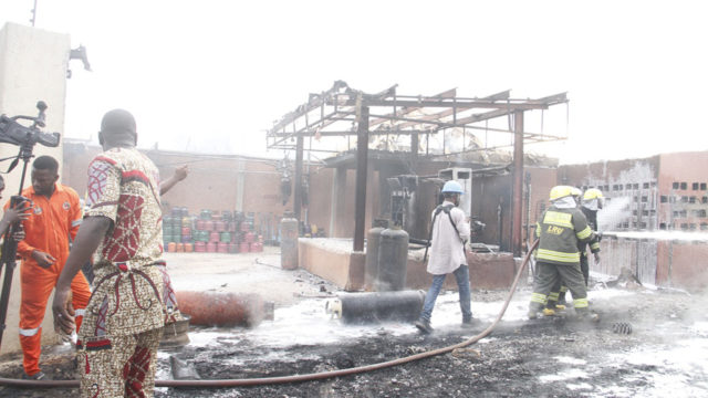 Victims recount losses as another gas explosion kills five in LagosNigeria