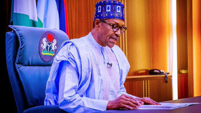 Seek redress democratically, Buhari advises NigeriansNigeria